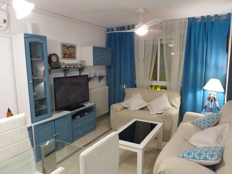 Apartamento acogedor próximo al centro, holiday rental in Granada