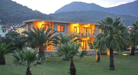The palm villa sarigerme, holiday rental in Sarigerme