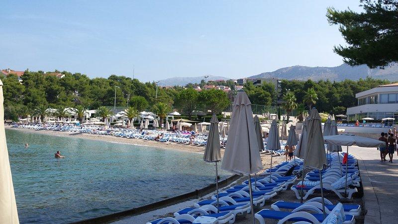 Beach Hotel Le Meridien
