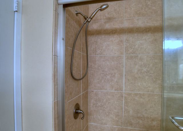 Another shower in the master suite.