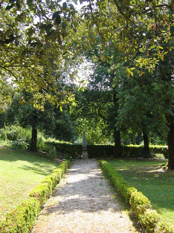Extensive gardens to explore and relax in