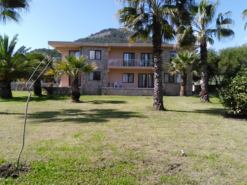 The Palm Apart 4 Sarigerme, holiday rental in Sarigerme