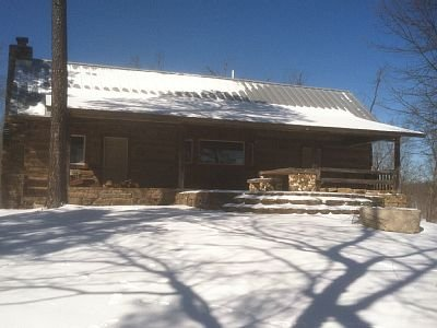 Winter at Cave Creek Cabin