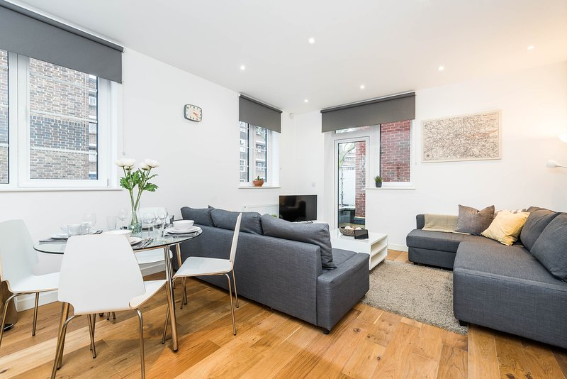 Sophisticated Short Stays in Central London - walking distance to major attractions. Sleeps 8
