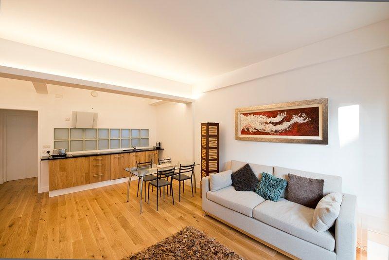 Modern one bedroom flat in Wimbledon, vacation rental in Morden