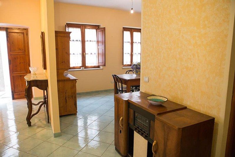 ingresso/cucina