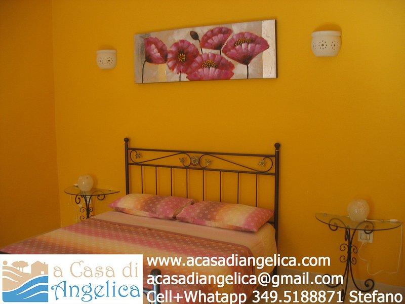 Casa di Angelica (Gallipoli)  - CAMERA indipendente in villetta a 300m dal mare, casa vacanza a Padula Bianca