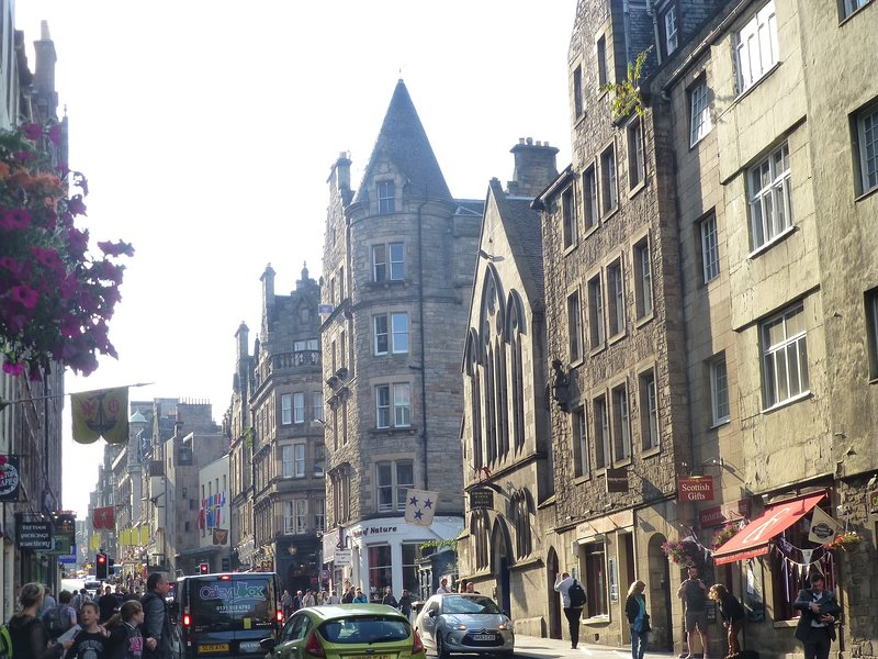 Il Royal Mile