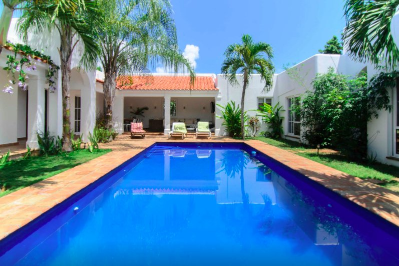 Casa Azul, holiday rental in Cabarete