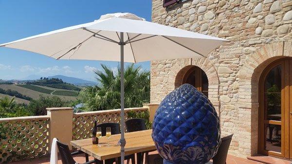 Wohlfühloase zwischen Meer und Bergen, holiday rental in Province of Ascoli Piceno