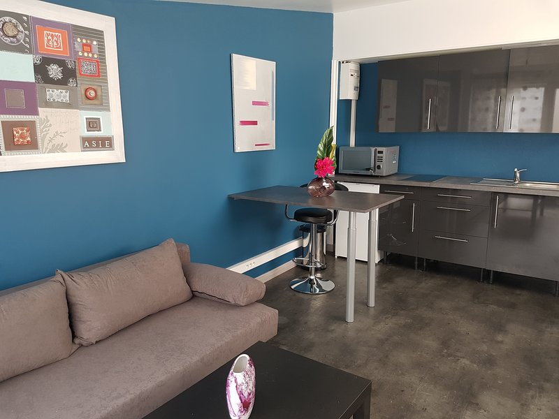 Appartement 2 pièces, aluguéis de temporada em Illiers-Combray