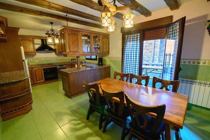 Casa Cucina 10 posti letto