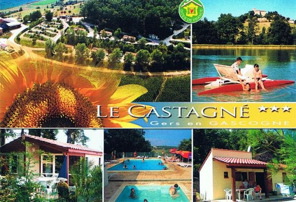 rentals camping auch gers Domaine le Castagne