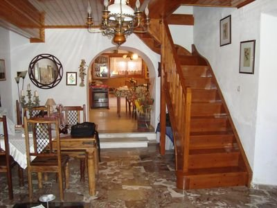 TWO FLOOR TRADITIONAL HOUSE IN NORTHERN CORFU, holiday rental in Nymfes