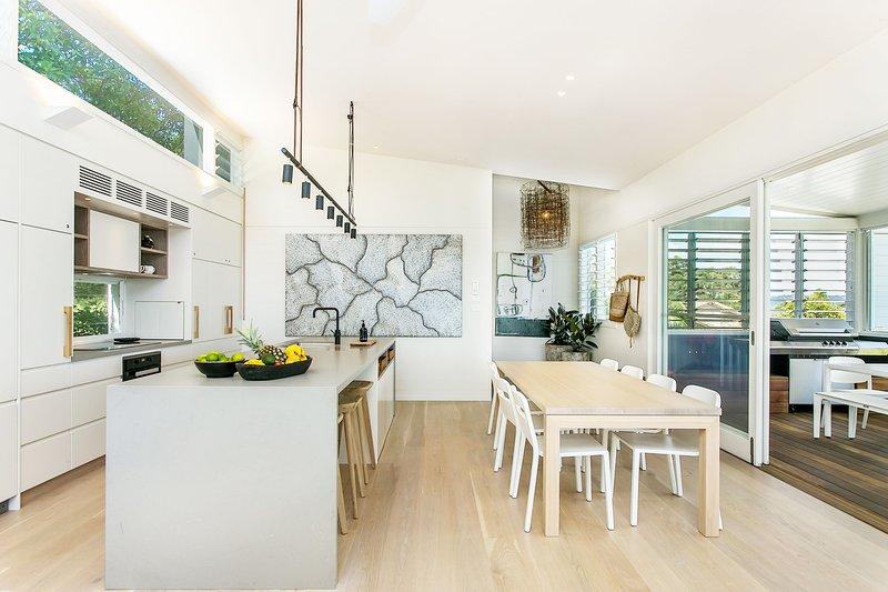 kitchen dining verandah