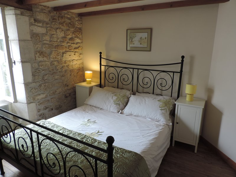 Le Marronnier, holiday rental in Saint Thomas de Conac