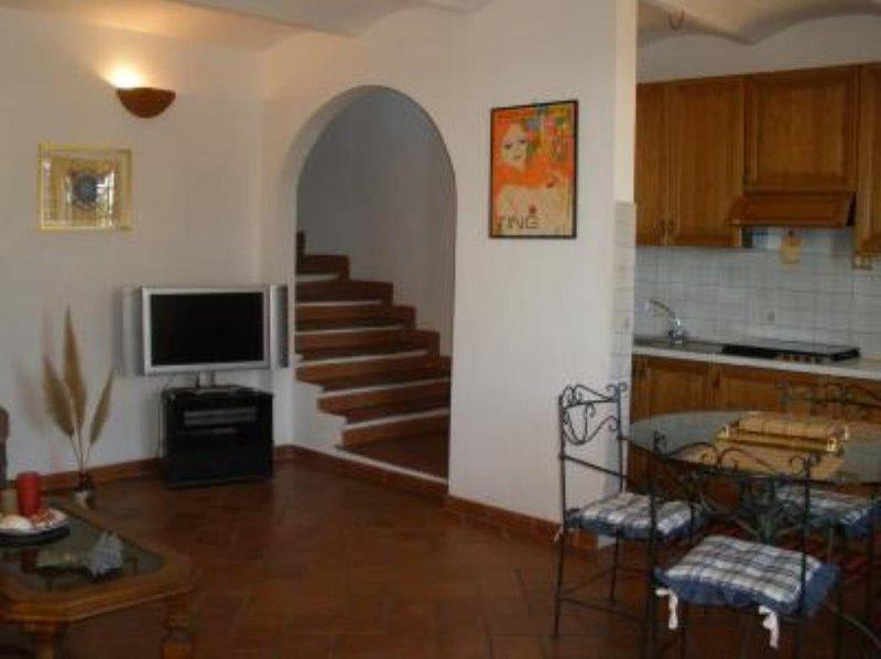 Maremma: caratteristico appartamento a Montiano a soli 15 min.dal mare, vacation rental in Montiano