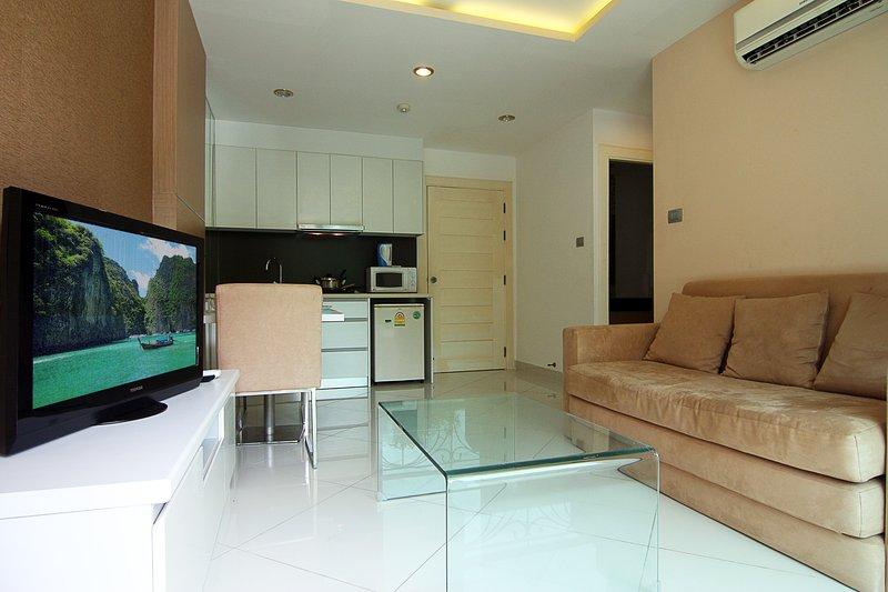 Paradise Park Jomtien Resort, holiday rental in Pattaya