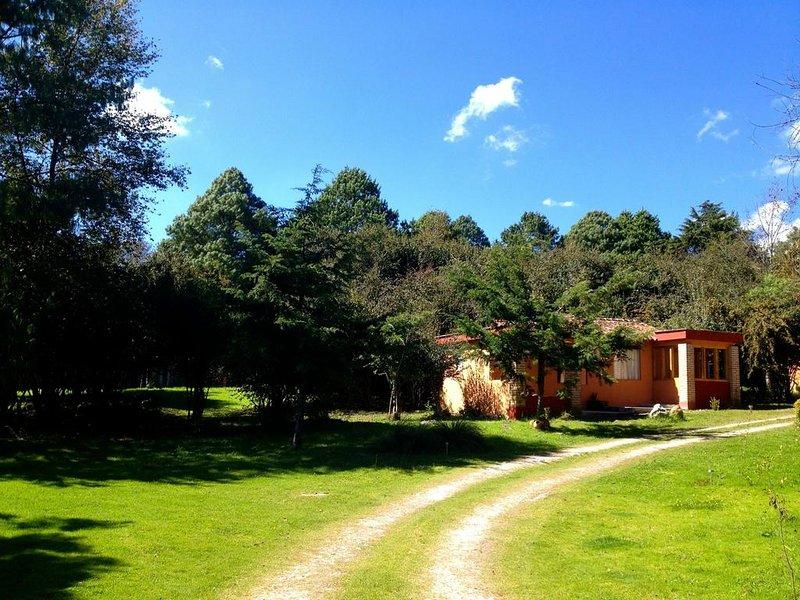 Bungalow I en San Cristobal de las Casas Chiapas Mexico, location de vacances à Chiapas