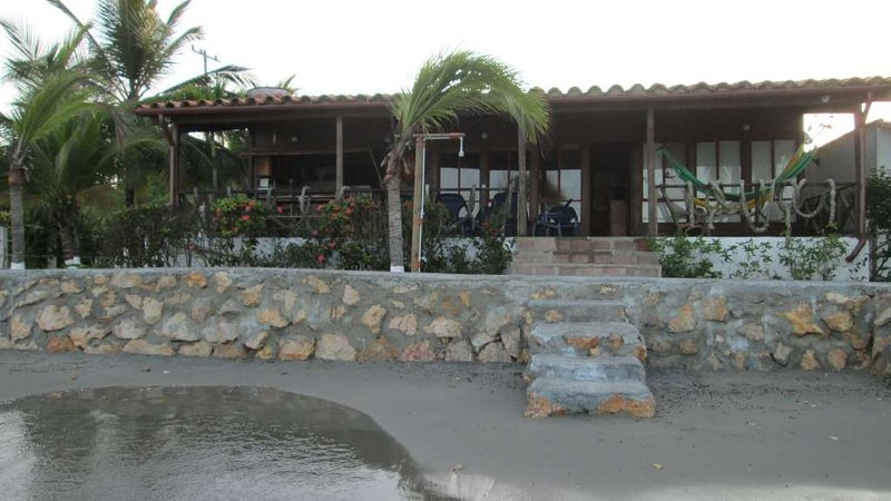 El Molino de las Flores, hermosa Cabaña Frente Al Mar !, vacation rental in Sucre Department