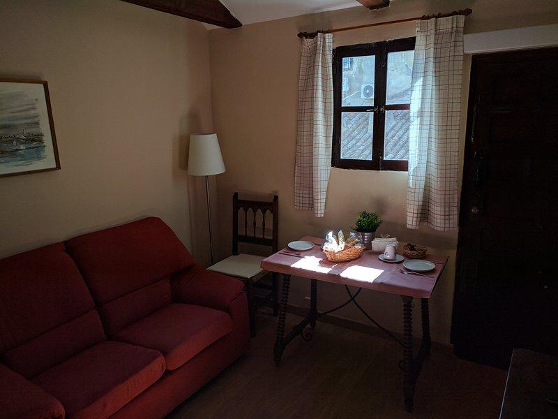 Acogedor apartamento en el casco histórico, vacation rental in Camarena