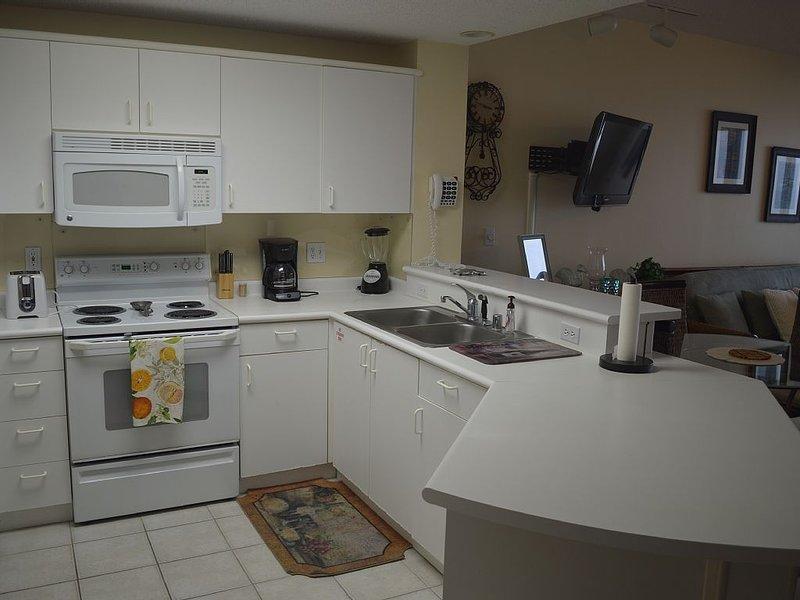 spaziosa cucina