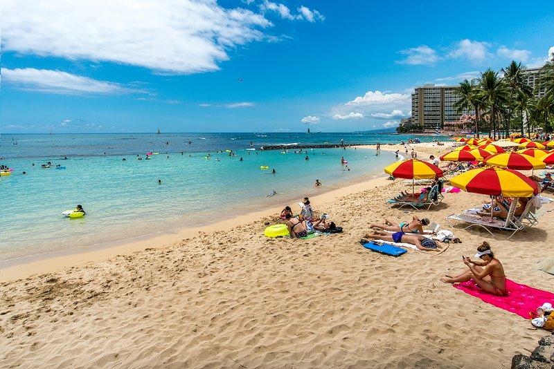 Waikiki Beach à votre porte