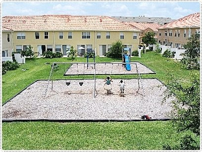 CW10- 3 bedroom Townhome 1 mile from Disney, holiday rental in Four Corners