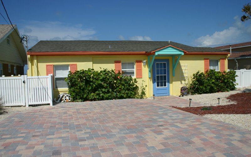 3 bedroom 1 bath direct oceanfront home within walking distance to historical Flagler Avenue(shopping & dining).
