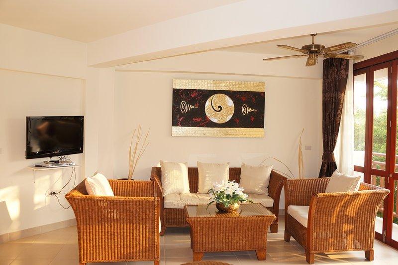 Appartamento per 4 persone Tropical Beach, location de vacances à Ko Samet