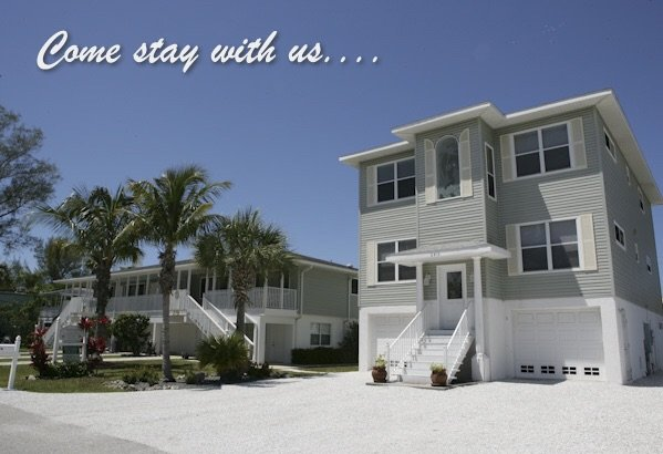 Alecassandra Vacation Villas op Anna Maria Island, Florida familiereünie LOCATIE