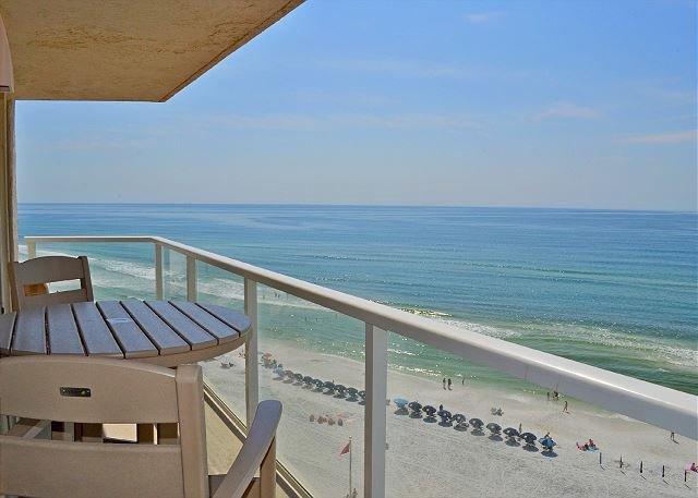 Beachside II 4305 Balcone