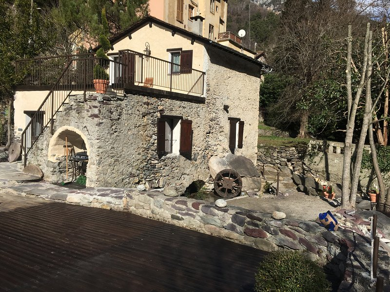 Le Moulin de la Source, holiday rental in Fontan