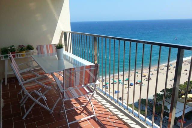 Primera línea mar en la Costa Brava (Platja d'Aro), holiday rental in Platja d'Aro
