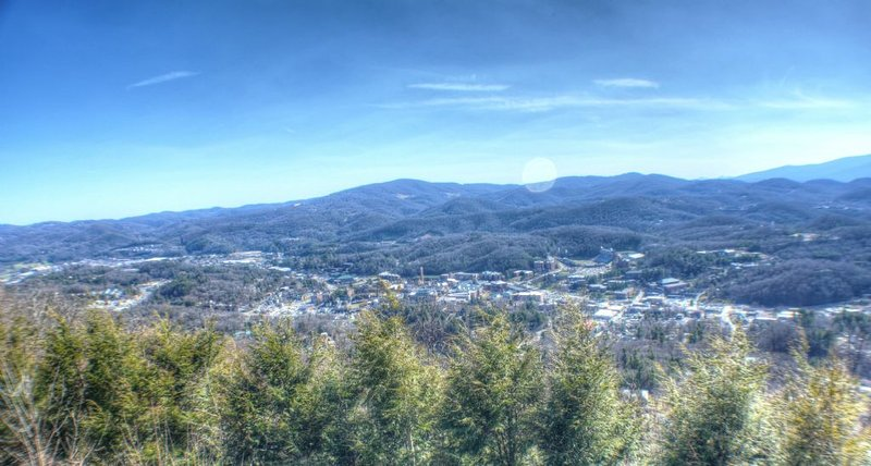 Overlooking ASU and Boone