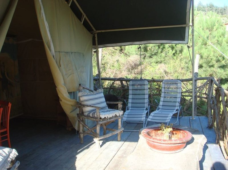 Safaritent Timo, holiday rental in Colle di Buggiano