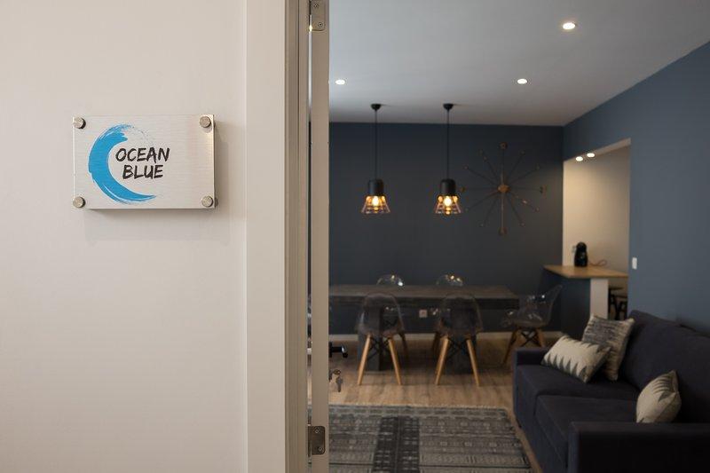 Ocean Center Apartments - Ocean Blue, aluguéis de temporada em Estoril