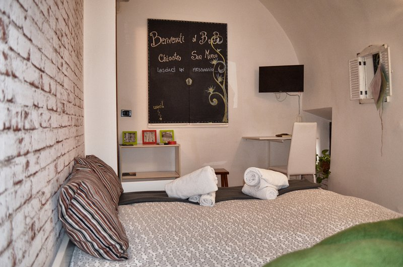 B&B Chiostro San Marco, casa vacanza a Tarquinia
