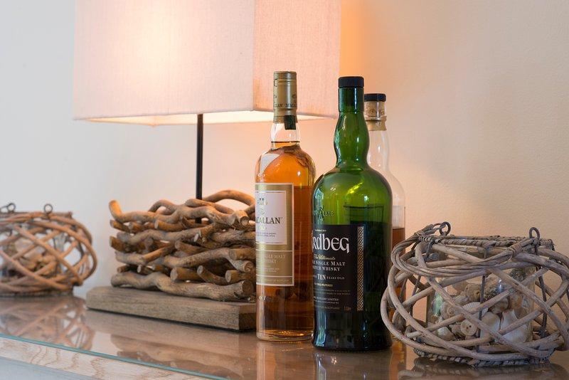 Nairn é um local ideal para explorar e experimentar o mundo único de Scotch Whisky