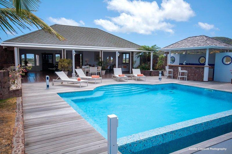 LAbri Cotier, location de vacances à Pointe Milou