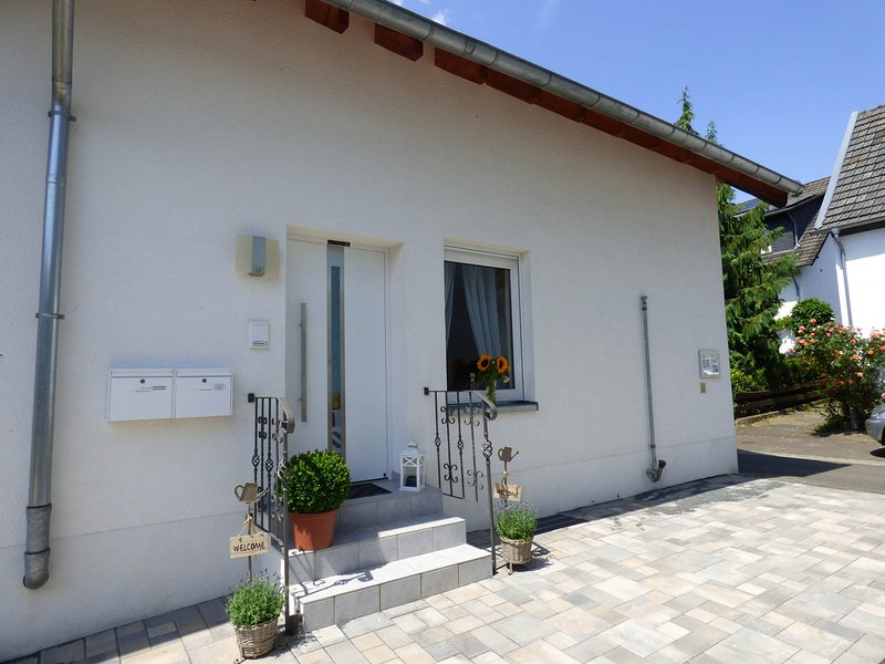 Relaxen im Winzerdorf Mayschoss Ferienhaus, holiday rental in Rech