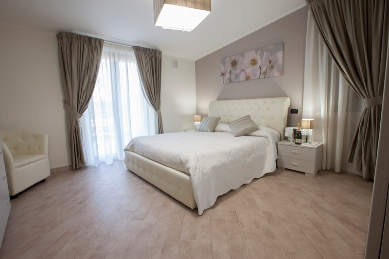 Amira Luxury Apartment, location de vacances à Province of Caserta