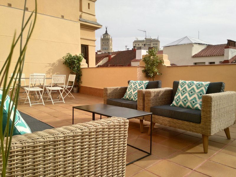 60m2 Terrace