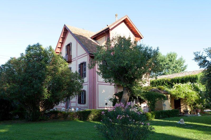 Villino de Santi, vakantiewoning in Alba Adriatica