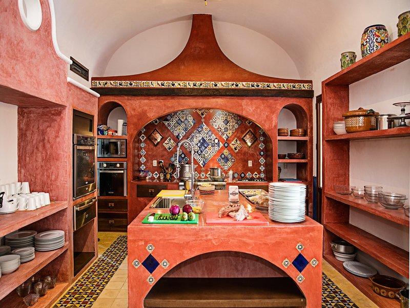 Riviera Maya Haciendas, Hacienda Magic - Gourmet Kitchen