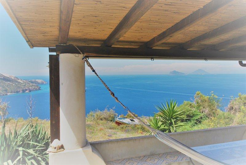 Atollo Lipari Sicily  wifi, holiday rental in Aeolian Islands