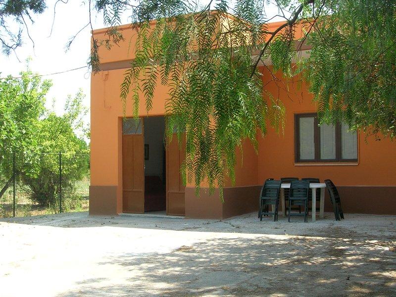 Gallipoli Casa vacanza 'LELE', location de vacances à Collepasso