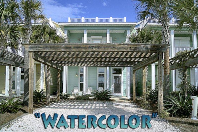 'Watercolor' Make Memories of a Lifetime!