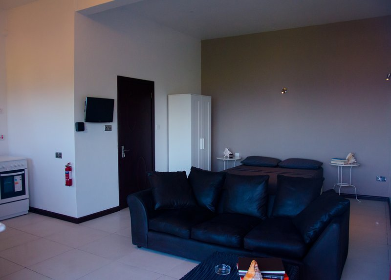 Ocean Spray Self-catering apartments- STUDIO, holiday rental in Anse Etoile