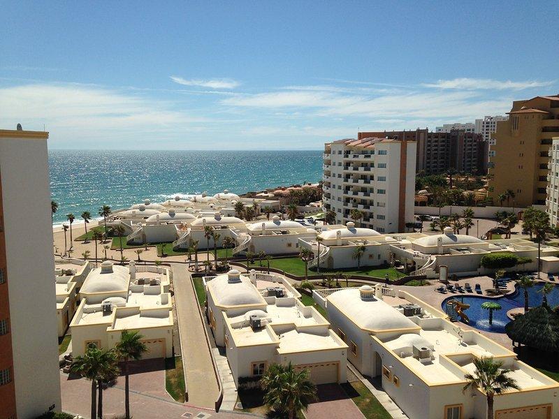 Edificio, Hotel, Resort, Ciudad, High Rise